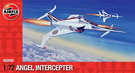 Airfix - A02026 - Maquette - Angel Interceptor