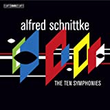 Schnittke, A.: The 10 Symphonies
