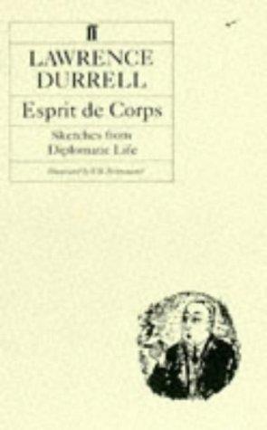Esprit De Corps (Faber Paper Covered Editions)