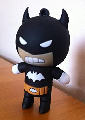 4GB Batman Memory Stick Flash Drive Funny Mini Cartoon Character USB from Weird Stuff Store