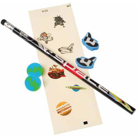 Space Stationery Sets