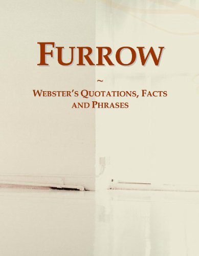 Furrow: Webster's Quotations, Facts and Phrases PDF