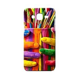 BLUEDIO Designer 3D Printed Back case cover for Samsung Galaxy A8 - G1489