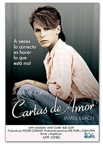 Amazon Love Letters Region 2 Jamie Lee Curtis