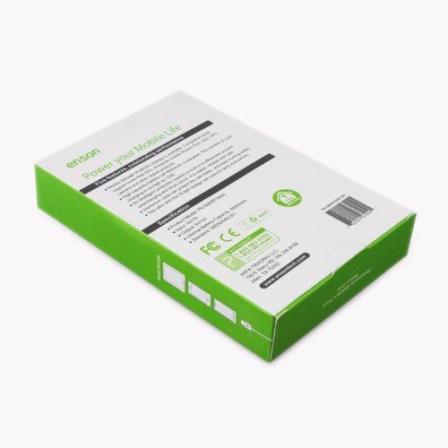 Enson-Smart4000-4000mAh-Ultra-Slim-Aluminum-Power-Bank