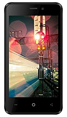 Swipe Konnect Trio (3G, 4GB, Black, Priyanka Chopra Signature Series)