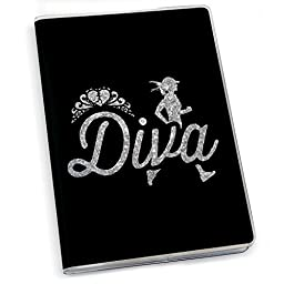 Running Journal Running Diva Glitter