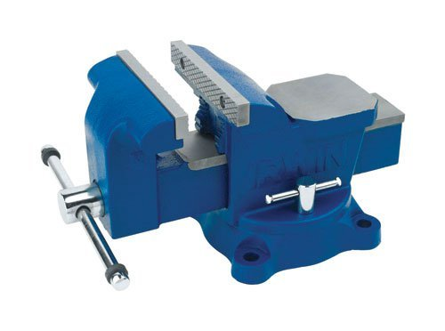 IRWIN Tools Heavy Duty Workshop Vise, 5-inch (226305ZR)