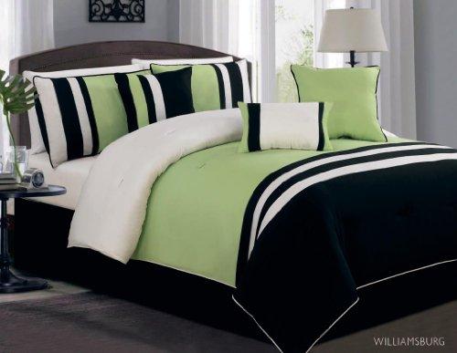 Green Satin Sheets front-121816