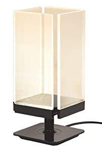 Energizer  Household Lighting Square Table Accent LED Touch Light, Mid Profile, # HFEMPAC