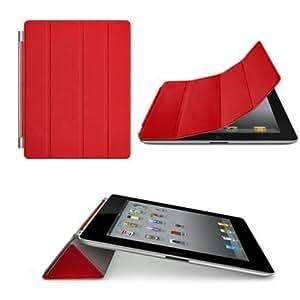 LUPO High Quality Smart Cover mit Halterung für iPad 2, 3, 4 (Purple)