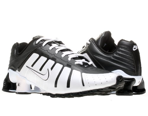 low priced 63820 ae67c Mens Nike Shox O leven Running Shoes Size 10