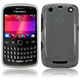 BLACKBERRY CURVE 9360 GEL SKIN CASE / COVER - CLEAR PART OF THE QUBITS ACCESSORIES RANGEby Qubits