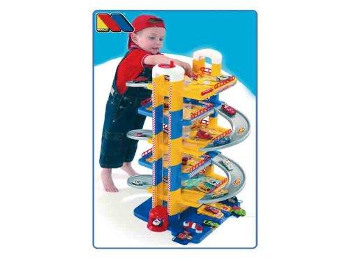 Molto 5414 6 Storey Toy Garage