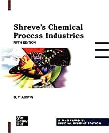 Shreve's chemical process industries 5th edition