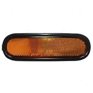 Honda Civic del sol Replacement Side Marker Light - Driver/Passenger Side