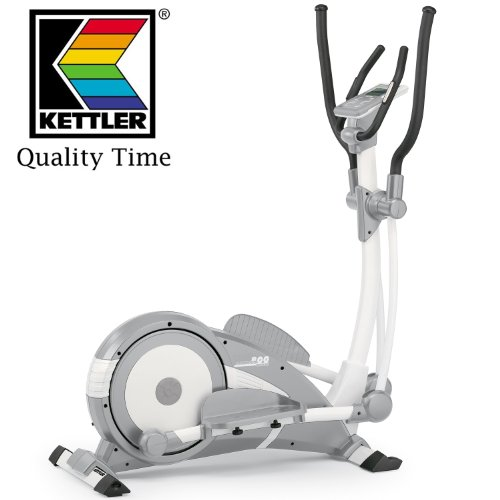Kettler Calypso 800 Elliptical Cross Trainer - 3 Years Parts  &  Labour Warranty