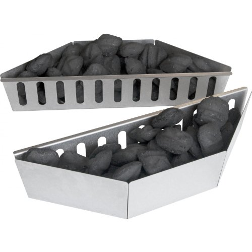 "15"" Charcoal Baskets For Rodeo Kettle Grill"