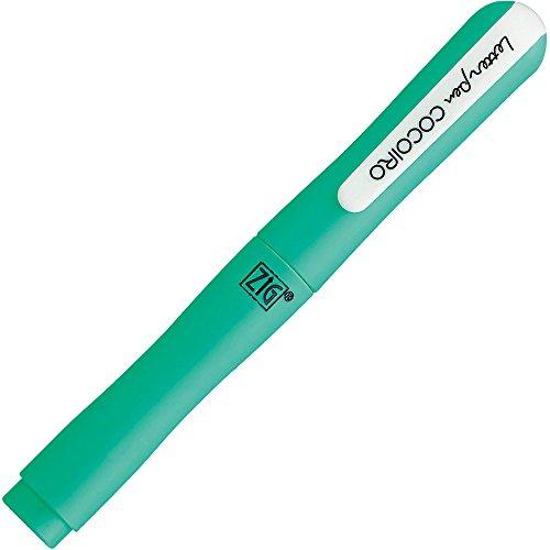 Kuretake : Cocoiro Letter Pen Body GREEN APPLE