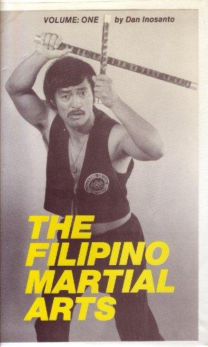 Dan Inosanto Filipino Martial Arts Video #1 VHS
