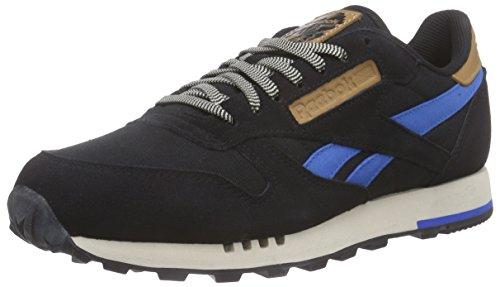 reebok-menaeurtms-classic-leather-utility-low-top-sneakers-black-black-blue-sport-stucco-55-uk