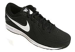 Nike Men\'s Lunar MVP Pregame Black/White Baseball Training Shoes US 13.5