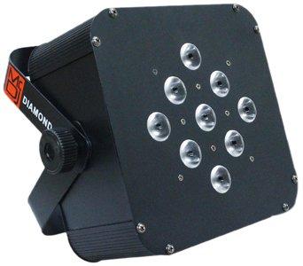 Mr. Dj Diamond Dmx-6 Channels Led Color Change State Lighting