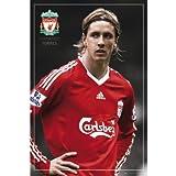 Liverpool FC. Poster – Torres