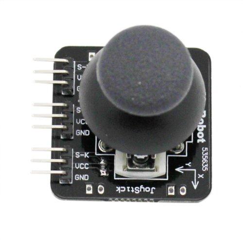 USPRO®Arduino Biaxial Button Rocker PS2 Joy Stick Control Column Sensor Electronic Bricks