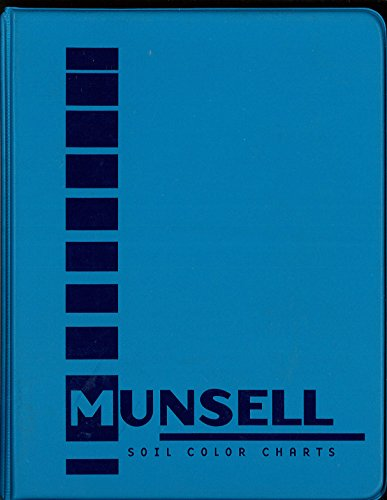 Munsell Soil Color Charts (Year 2000 Revised Washable Edition), by Munsell Color Company - x-rite