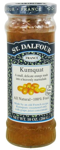 St. Dalfour Fruit Spread Kumquat -- 10 oz