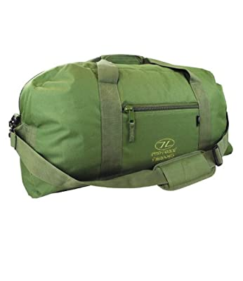Pro-Force 65 L Military Cargo Holdall Green One Size