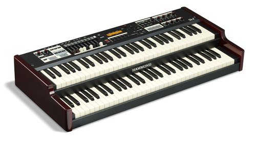 Hammond SK2 2 x C1 to C6 61-key Lightweight Full Featured Organ