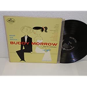 Amazon.com: BUDDY MORROW Shall We Dance LP Mercury MG 20062 mono ...