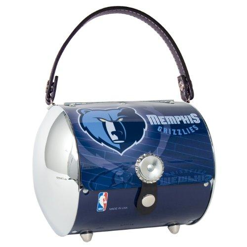 Memphis Grizzlies Super Cyclone Purse Pro-FAN-ity by Littlearth Bags autotags B001XLMJVS