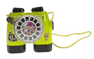 Fisher-Price Viewmaster Disney/Pixar Toy Story 3 Real Binoculars and 3D Viewer