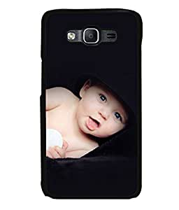 printtech Cute Baby Back Case Cover for Samsung Galaxy On5