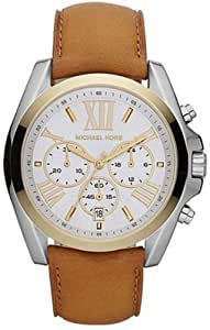 Michael Kors Women's MK5629 Bradshaw Brown Watch