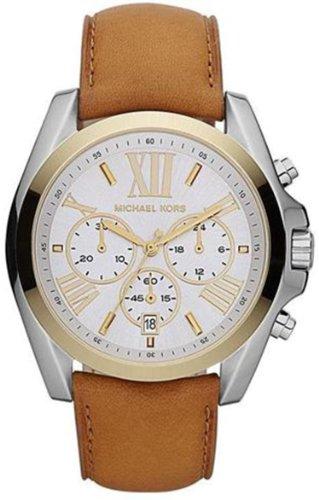 Michael Kors Women S Mk5629 Bradshaw Brown Watch Kia
