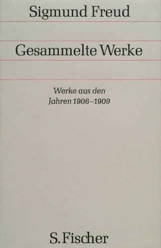 Band 7: <br /> Werke aus den Jahren 1906-1909: Bd. 7