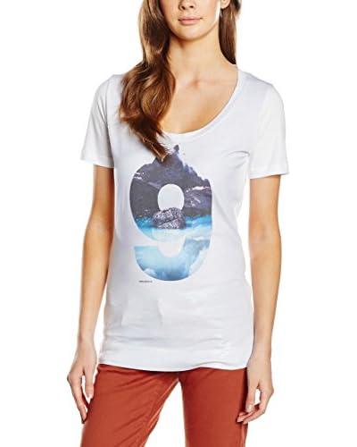 Annarita N Camiseta Manga Corta Blanco