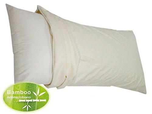 impermeable-anti-acaros-funda-de-almohada-goflor-respirable-de-bambu-90x40cm