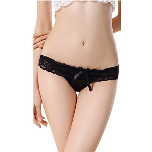 LTEllZ SU40018C1 Bow Women Briefs - Size S