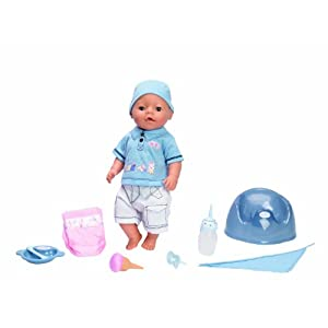 zapf creation 811221 baby born boy puppe magischer f tterspa. Black Bedroom Furniture Sets. Home Design Ideas