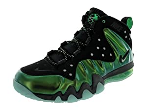"Nike Mens Barkley Posite Max ""Eggplant"" Synthetic Basketball Shoes"