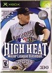 High Heat Major League Baseball 2004...