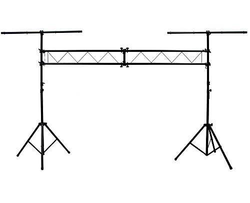 ASC Pro Audio Mobile DJ Light Stand 10