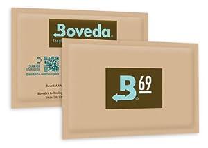 4-Pack: Boveda Humidifier 69%