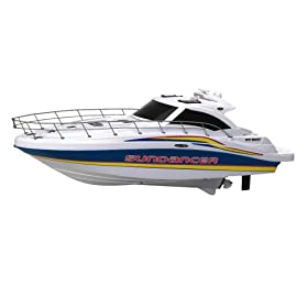Sea Ray Radio-Controlled 6-Volt Boat - 7185