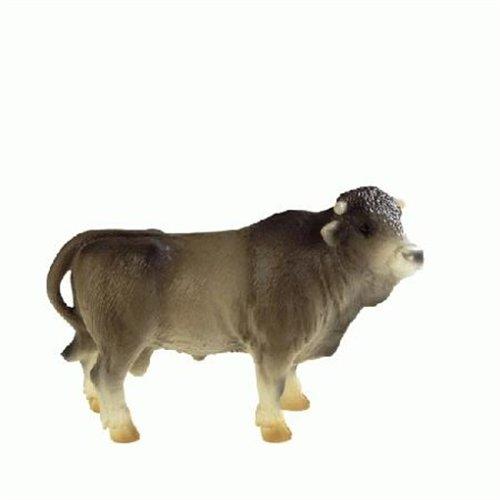 Bullyland Alp Bull Figure